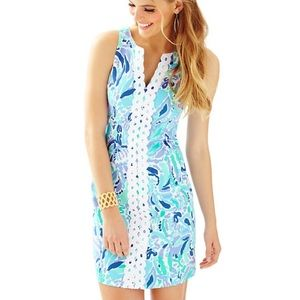 Lilly Pulitzer Ryder Shift Dress in Lilly's Lilac